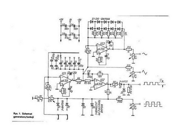 cleaner circuit diagram on ultrasonic circuit diagrams for generator