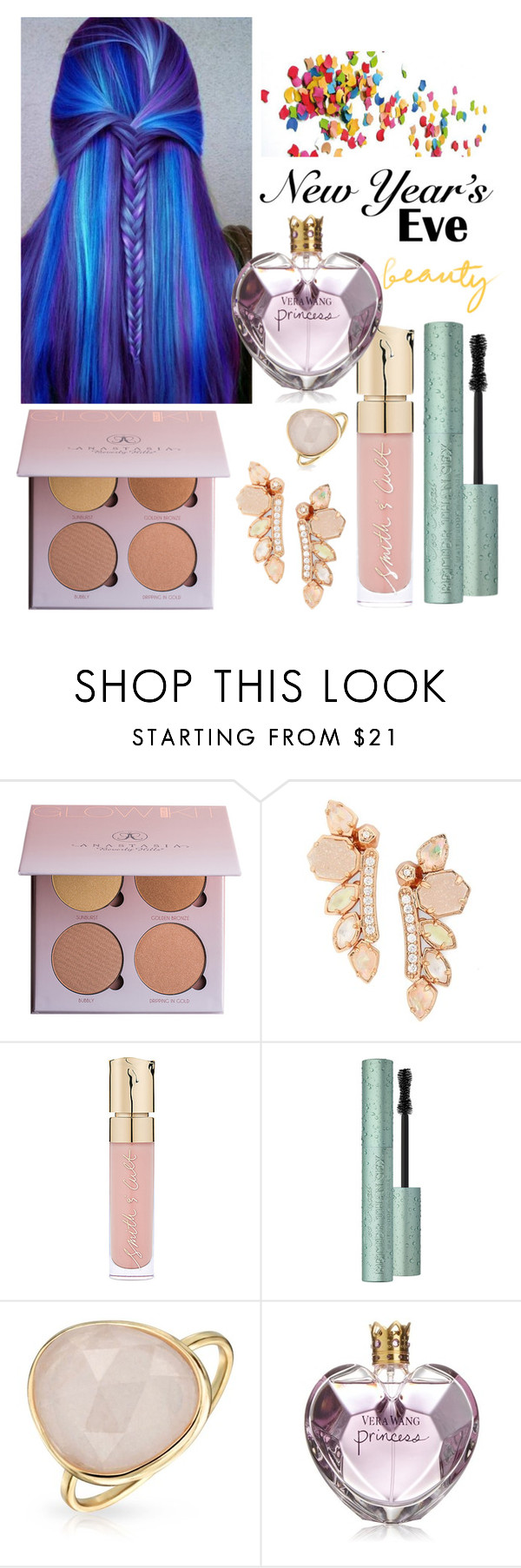 """Untitled #1591"" by purplicious ❤ liked on Polyvore featuring beauty, Kendra Scott, Smith & Cult, Bling Jewelry and Vera Wang"