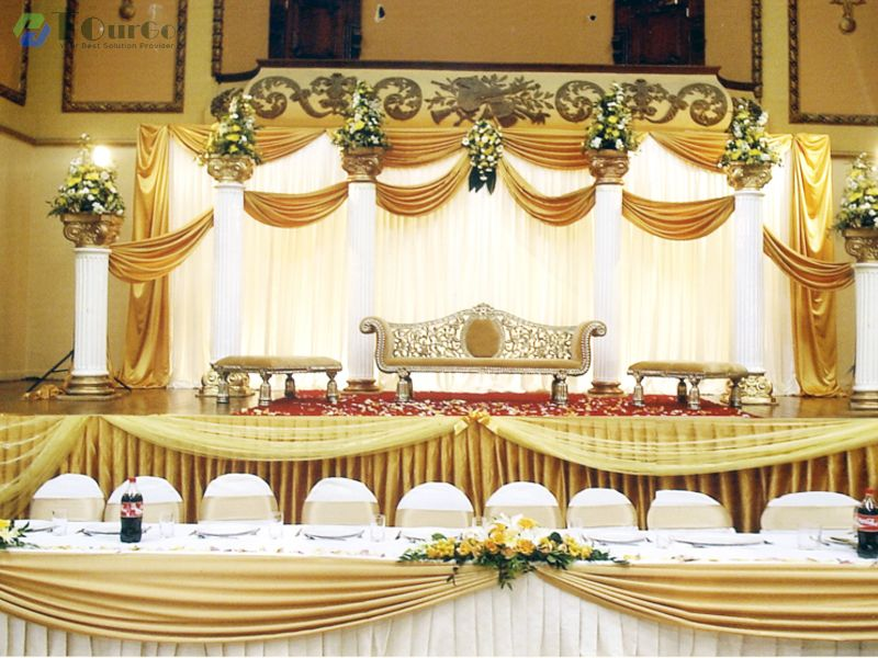 Wedding backdrop in wedding decoration supplies tourgo tourgo wedding backdrop in wedding decoration supplies tourgo junglespirit Images