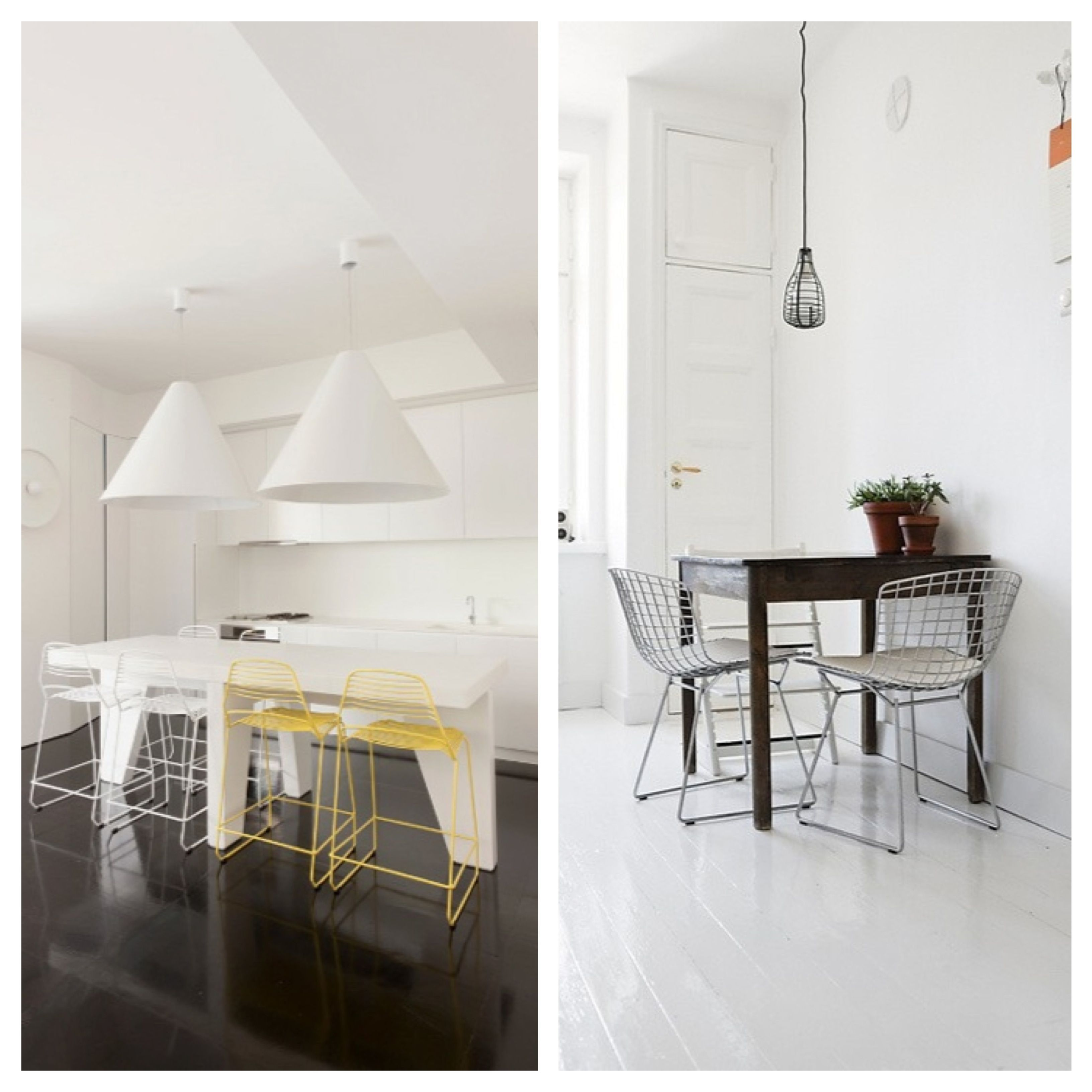 Wonderful wire blog #interiors #eames #wire #chair | Charles Eames ...