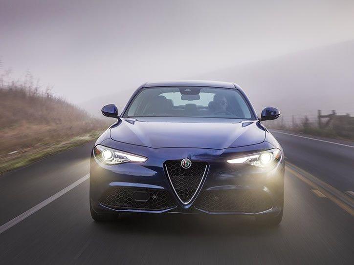 Alfa Romeo Giulia Ti price and specs - Alfa Romeo USA   best of cars
