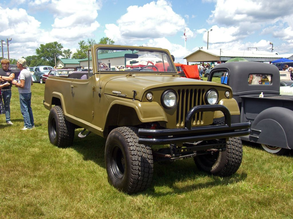 Jeep jeepster commando flickr photo sharing