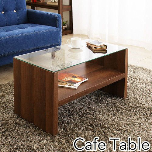 Cat Coffee Table new glass top coffee center table accent display storage shelf cat