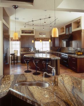 Kitchen Design And Remodeling Entrancing Love The Countertop Kitchen Examples  Eclectic  Kitchen  San Inspiration