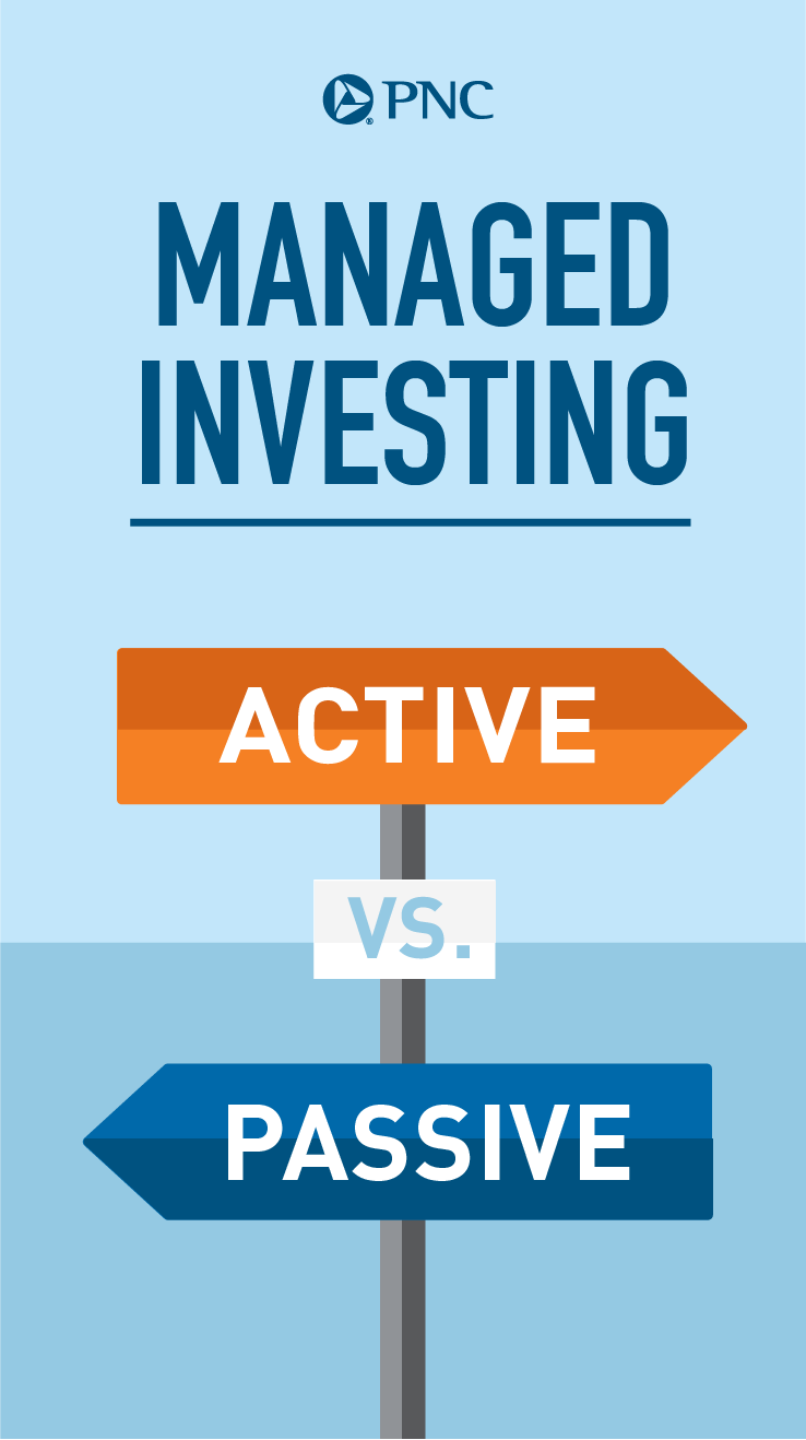 For many investors, the choice between active and passive investment