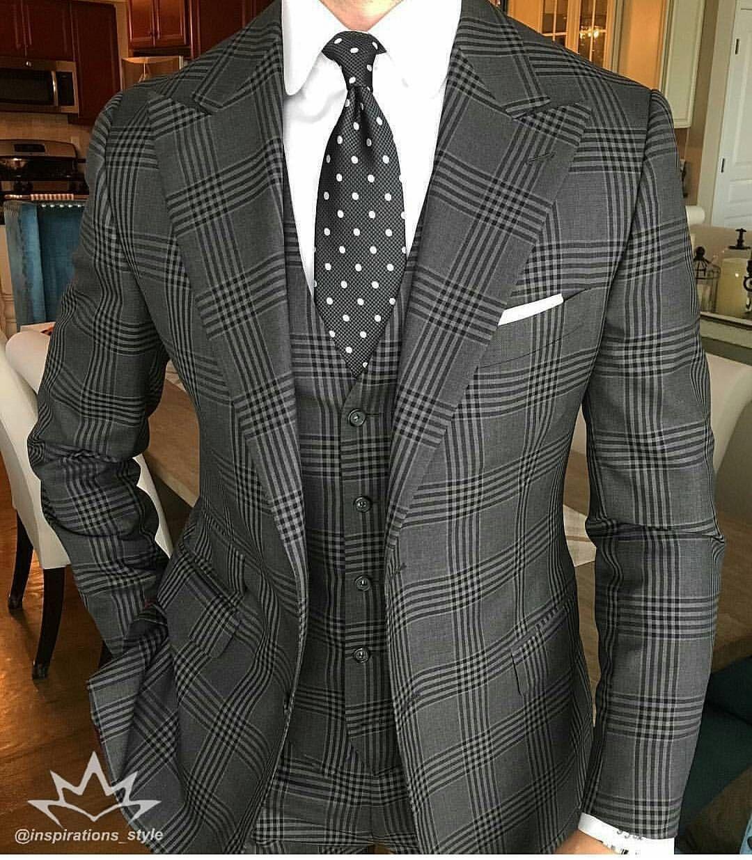 @absolutebespokeのInstagram写真をチェック • いいね!2,876件. Man SuitMens Check SuitsGrey  ...