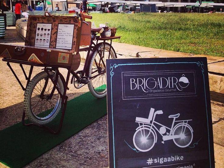 Food bikes ganham as ruas de São Paulo: