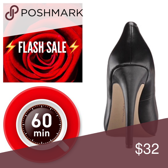 🌟65% OFF RETAIL🌟 BCBGeneration Black Parade Pump Check closet listing for details. BCBGeneration Shoes