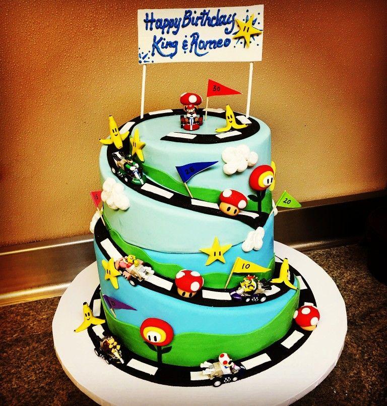 mario birthday cake publix