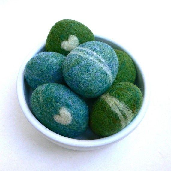 Piedras de fieltro? ;)