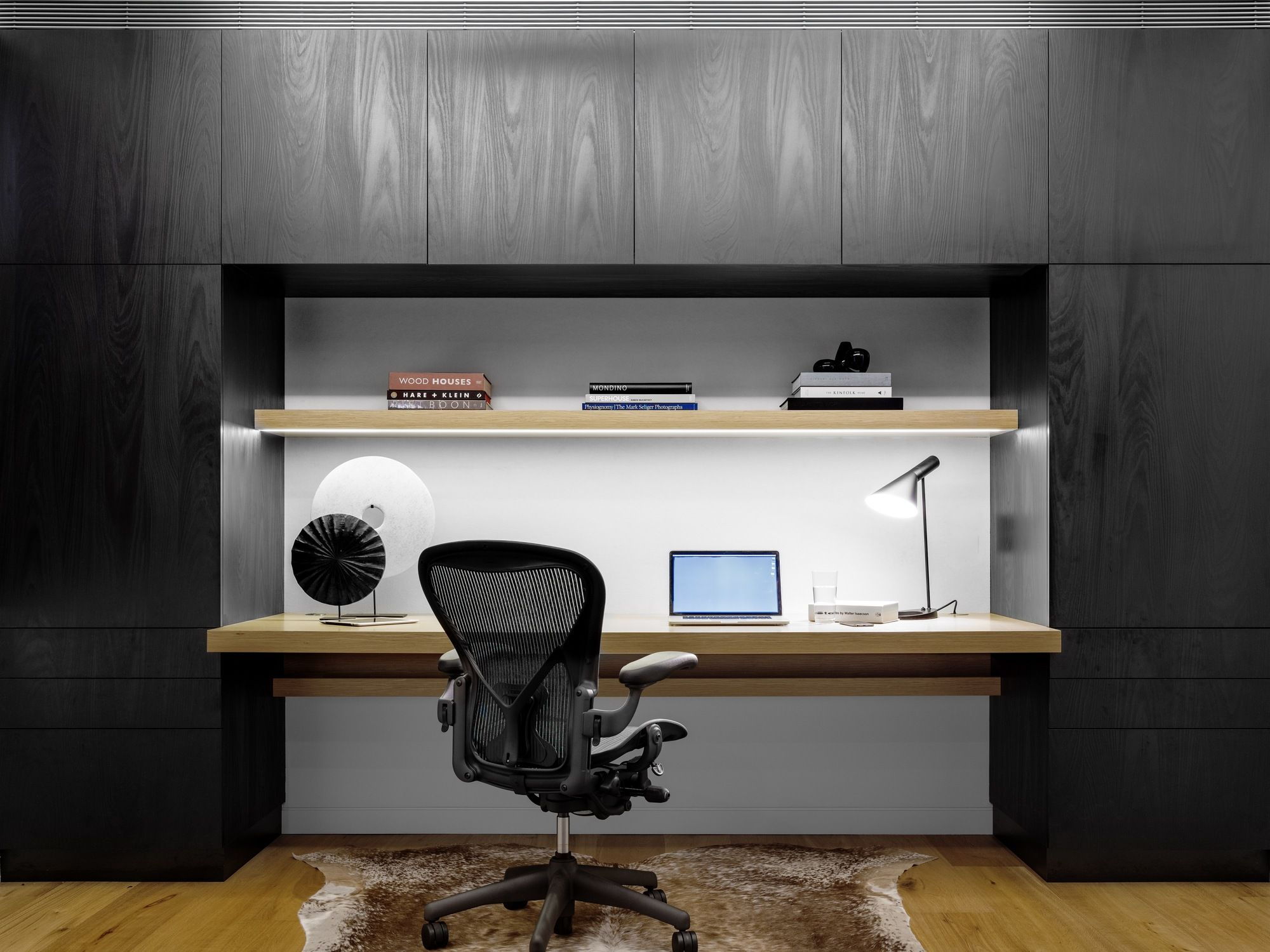 Home Office Mds Corben Architects Photograph By Justin Alexander