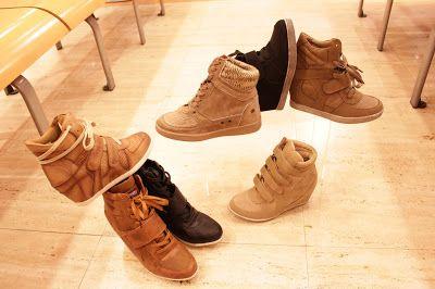 1299ee1bcdf56 Calzados NIZA y ZAS Shoes  ¡A tope con las cuñas interiores! ¡NUEVOS ...