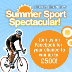Join us on Facebook and you could win up to £500!