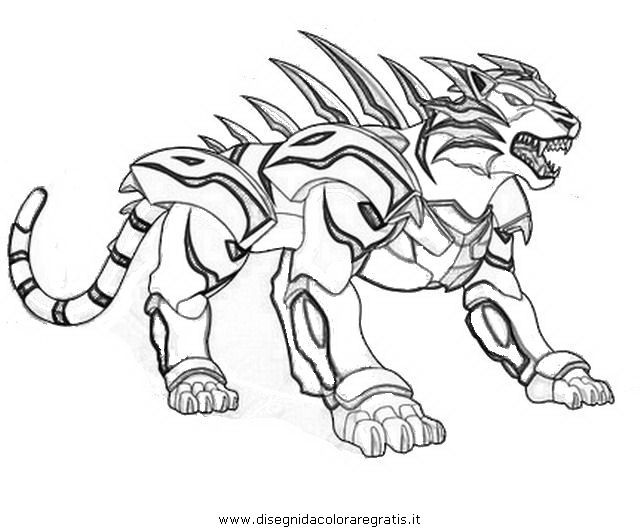 Tigrerra Bakugan Colouring Pages Imprimer Carte Pokemon Coloriage Coloriage Pat Patrouille