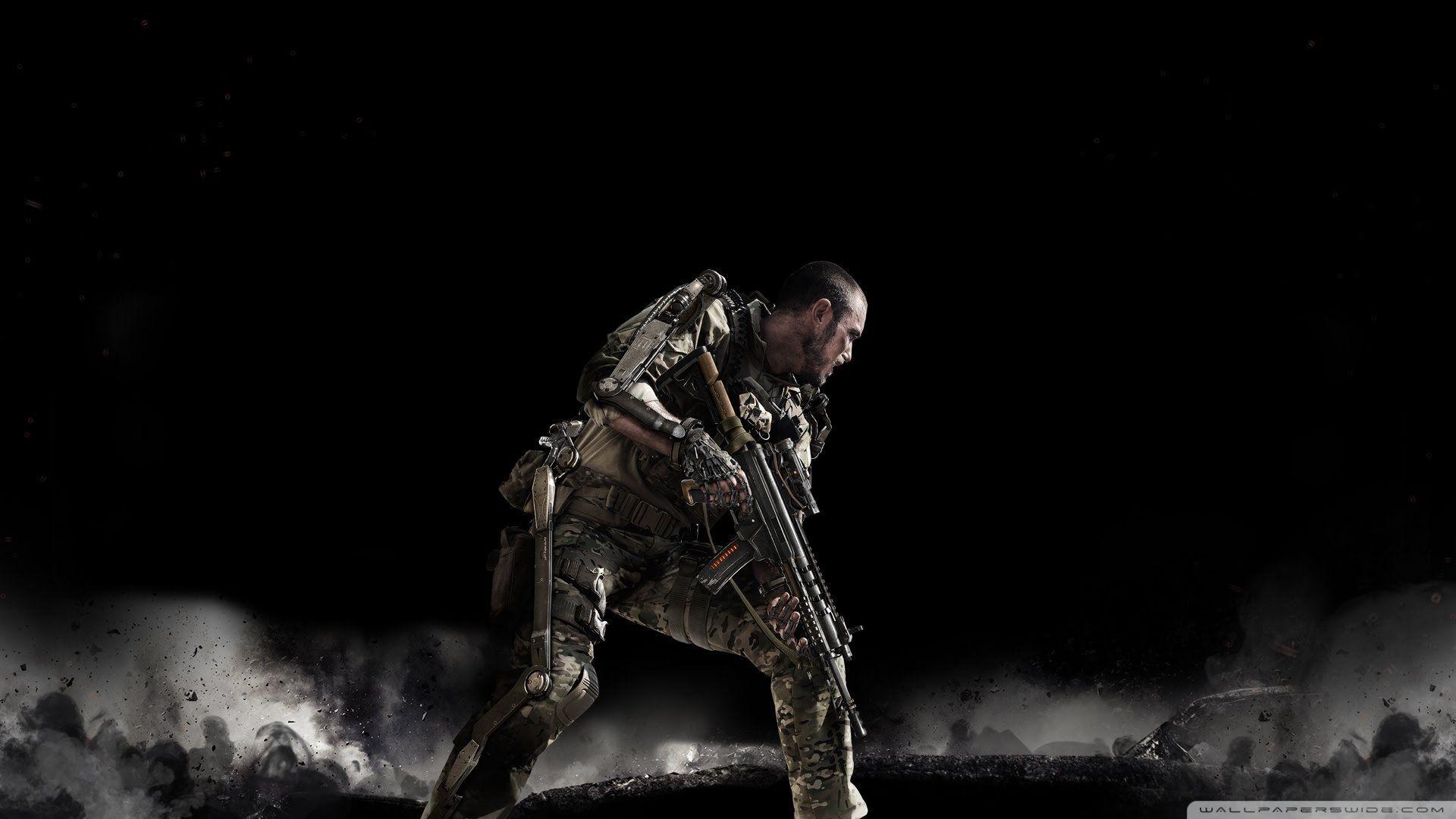 Call Of Duty Advanced Warfare Wallpaper Free Download