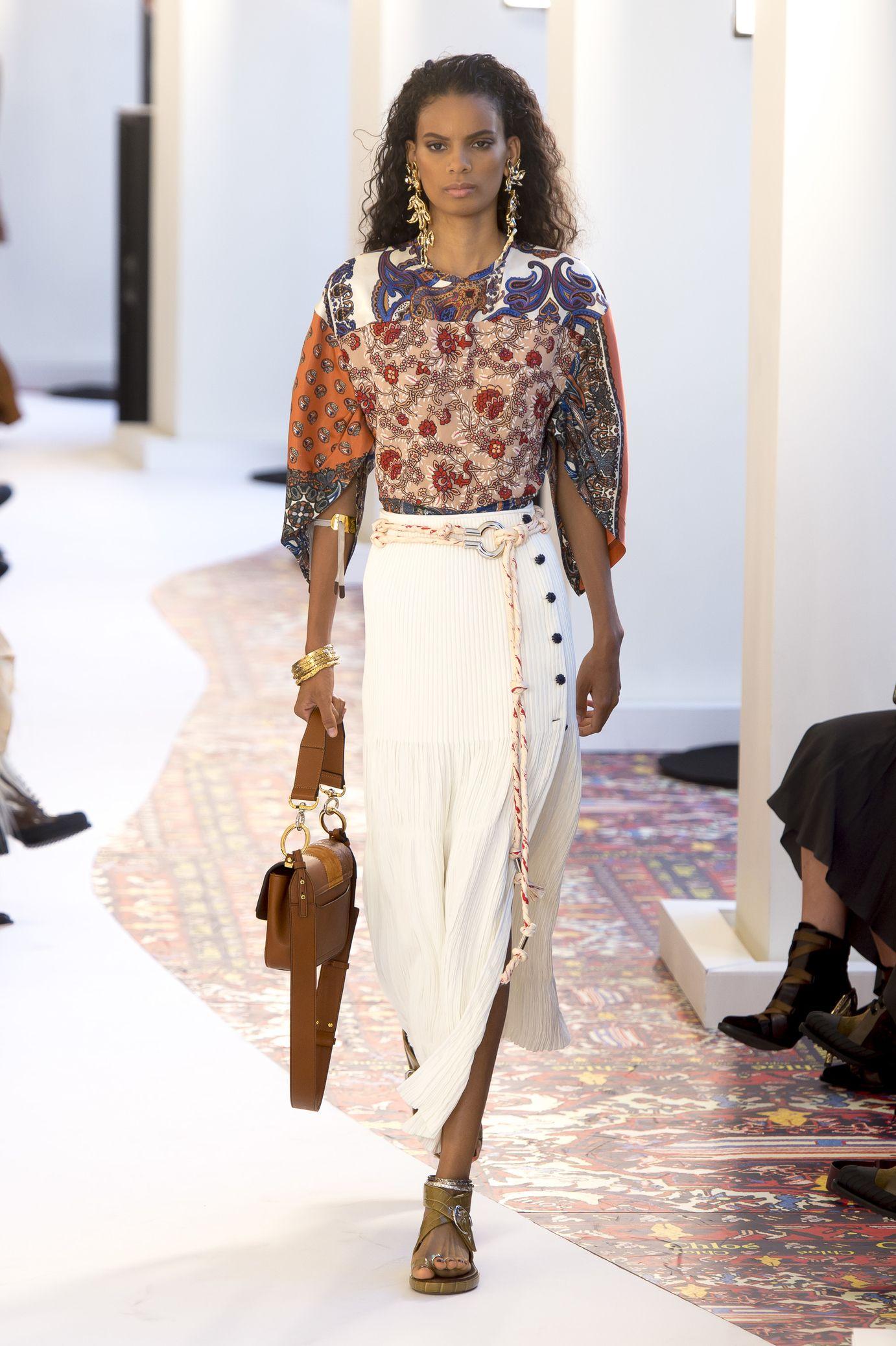 Défilés Ete 2019 Au Top Fashion Spring Fashion Trends Et