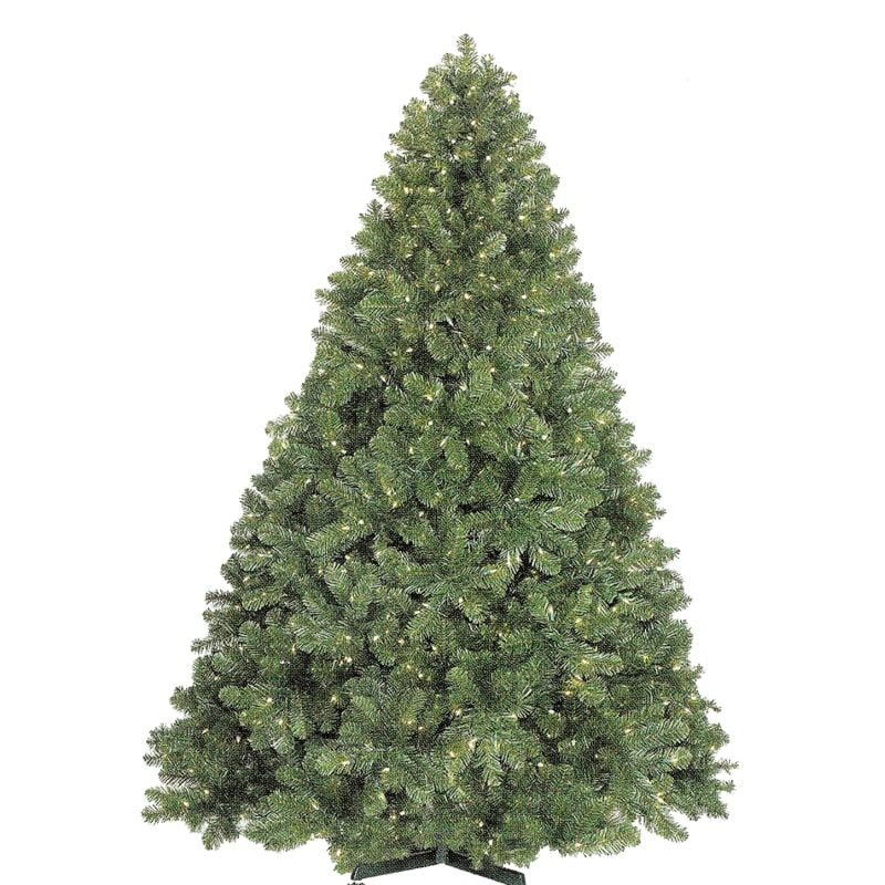 Classic Champagne Gold Full Pre Lit Christmas Tree Christmas Decor
