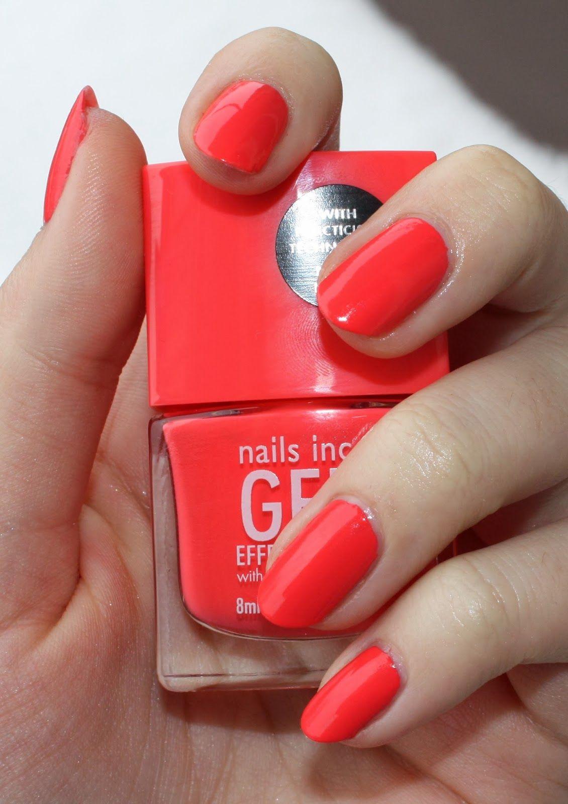 Nails inc gel nail colors and gel nail polish on pinterest - Nail Bar Nails Inc Gel Effect Polish In Kensington Passage Review
