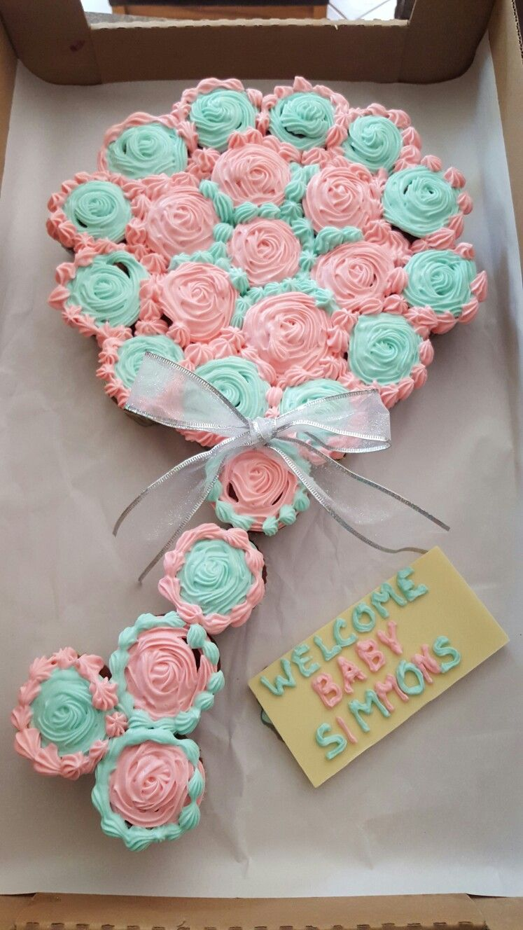 40++ Baby shower cupcake cakes for girl ideas