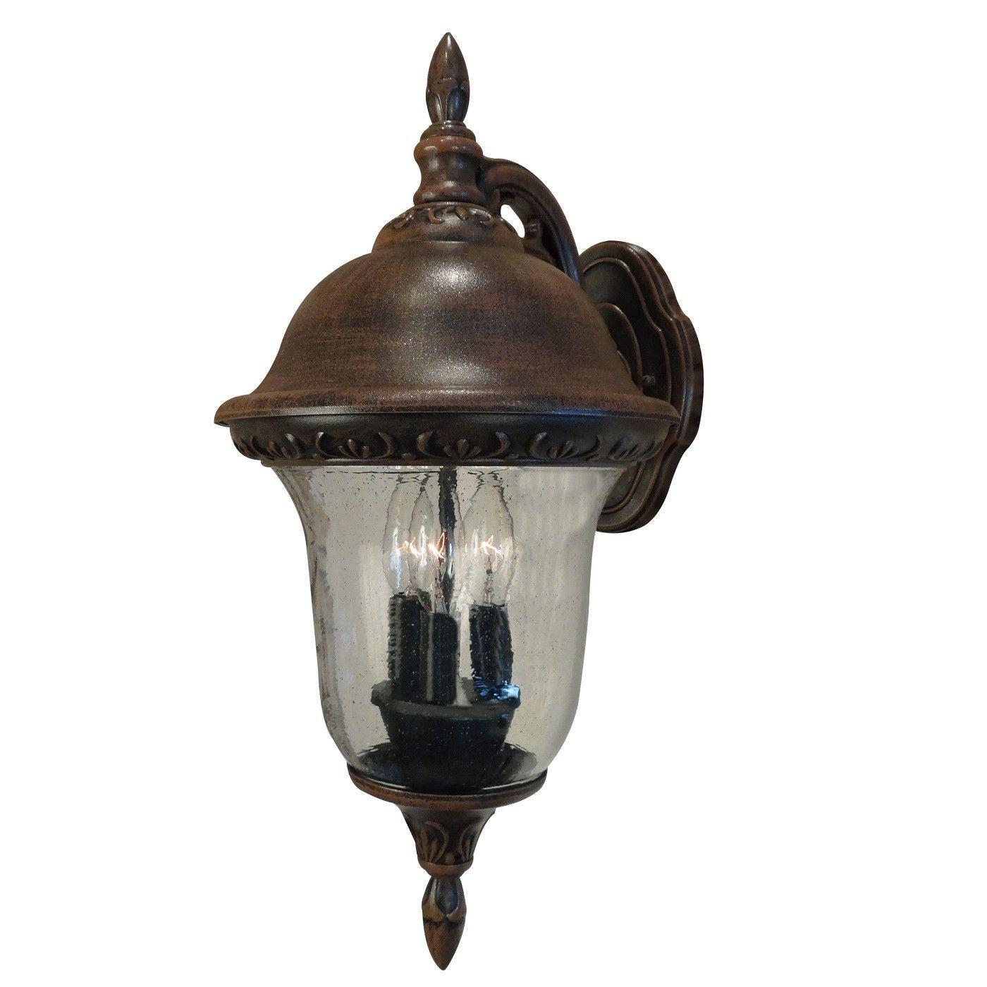 top mounted outdoor light outdoor designs