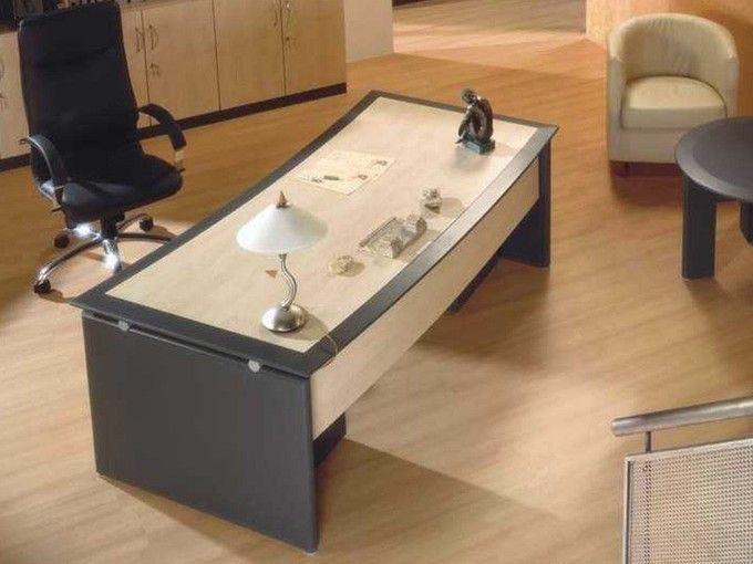 Exklusiver Chef Schreibtisch Ventus | Büromöbel, Schreibtische und ...
