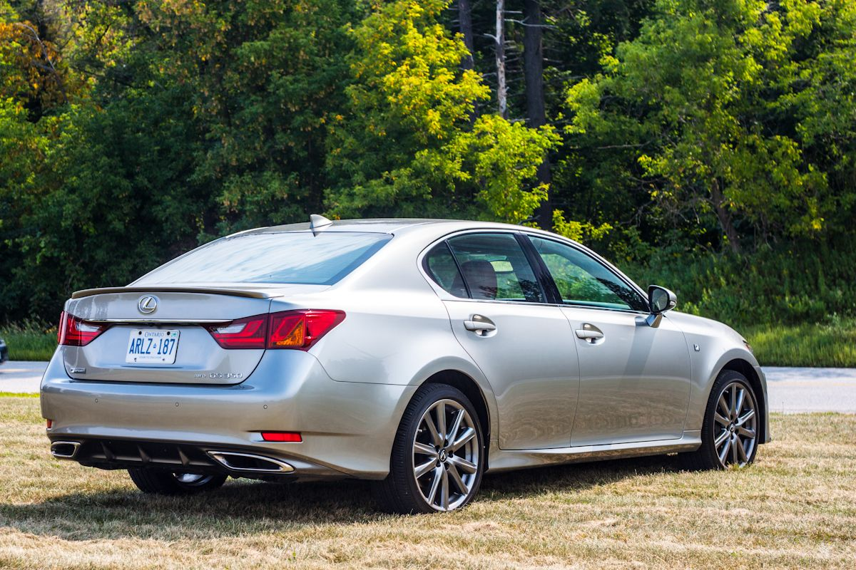 2015 Lexus GS350 AWD F Sport in Atomic Silver (With images