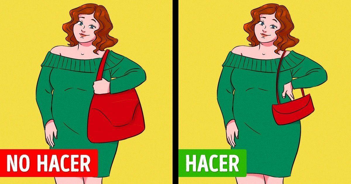 Cómo elegir el bolso perfecto para tu tipo de cuerpo