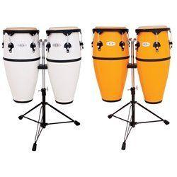 Toca Snare Conga Cajon Drum w// Stand
