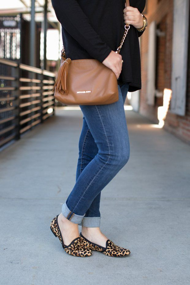 Fashion Rules You Should Be Breaking - Black & Brown with @michaelkors