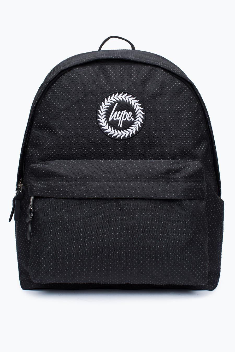 HYPE BLACK BLACK PEARL BACKPACK Hype Bags ba62334bb07dd