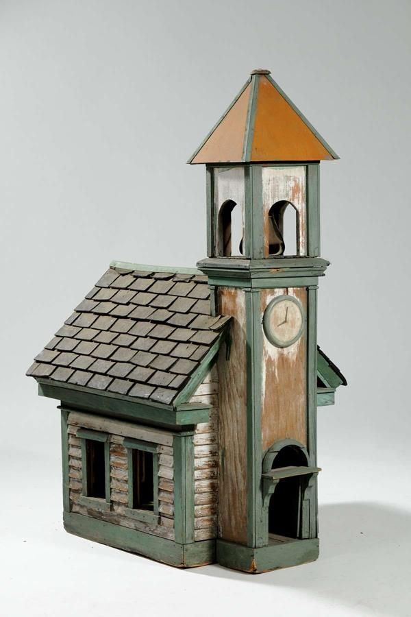 Best Decorative Birdhouse Ideas for Your Garden #birdhouses