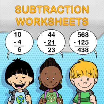 Subtraction worksheet maker create infinite math worksheets subtraction worksheet maker create infinite math worksheets subtraction worksheets math worksheets and worksheets ibookread Download