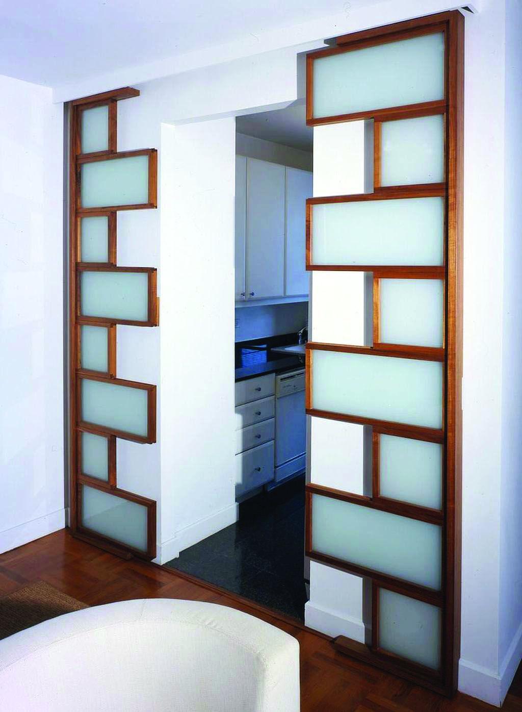 Moving door styles for bedroom Sliding glass door, Room