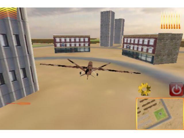 IDrone3 is a UAV Flight Simulator Video Game ( Free Download ) - UAV