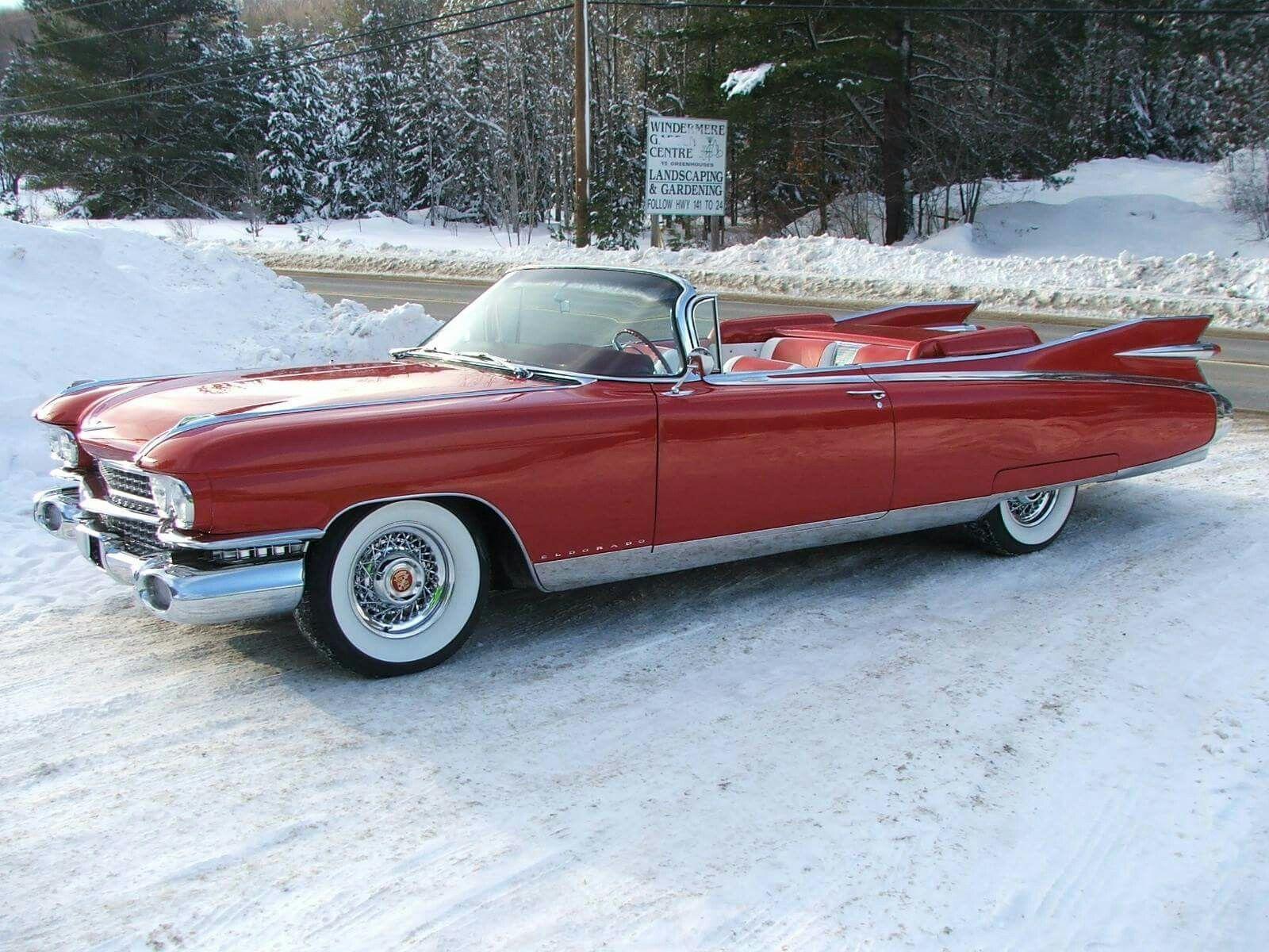 29+ 1959 cadillac eldorado biarritz convertible Wallpaper