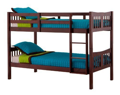 Stork Craft Caribou Bunk Bed Cherry By Stork Craft Http Www