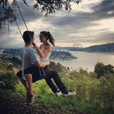 why do couples swing