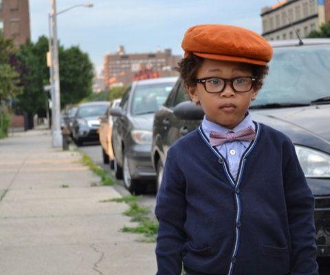 Quando eu tiver um filho, vou vestir ele assim ó... <3
