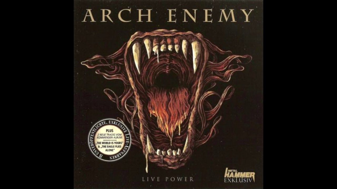 Arch Enemy Live Power 2017 Full Album