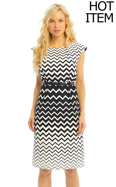LOVE 00000000MySaleDress-22362-Black-White