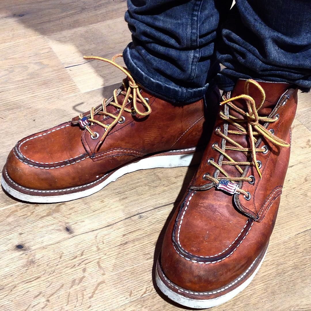 fa3997ae15b Red Wing 875 #redwings #redwing #redwingshoes #redwingstyle ...