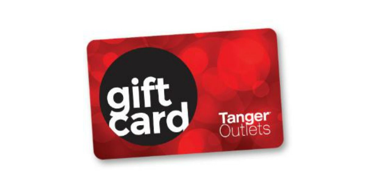 FREE $20 Tanger Gift Card! via @GimmieFreebies