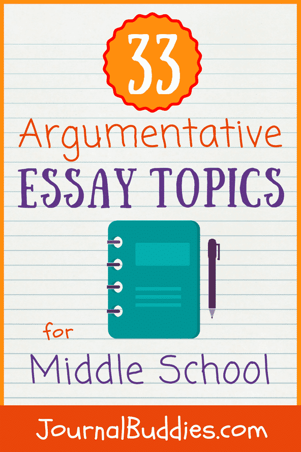 Creative argumentative essay topics