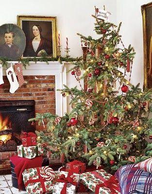 Habitually Chic®: O Christmas Tree, O Christmas Tree