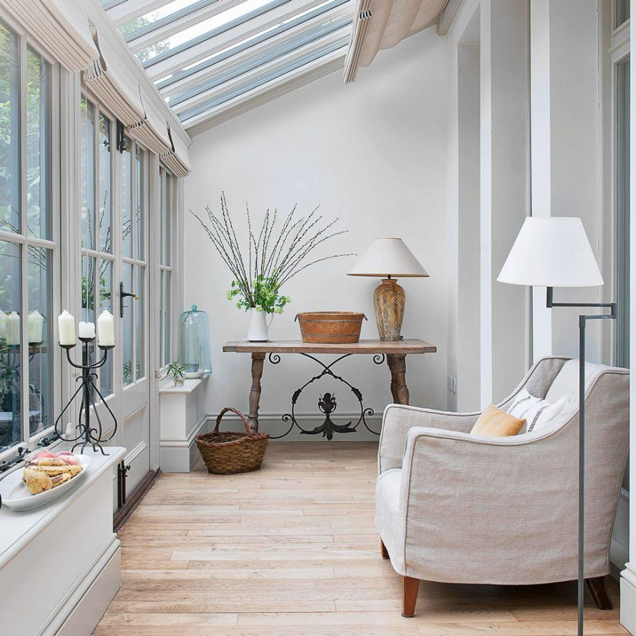 Home Design Addition Ideas: Conservatory Interior, Sunroom
