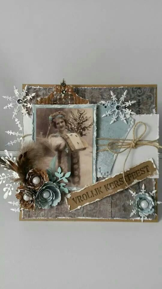 Noor! Design Winter Wishes door Brenda