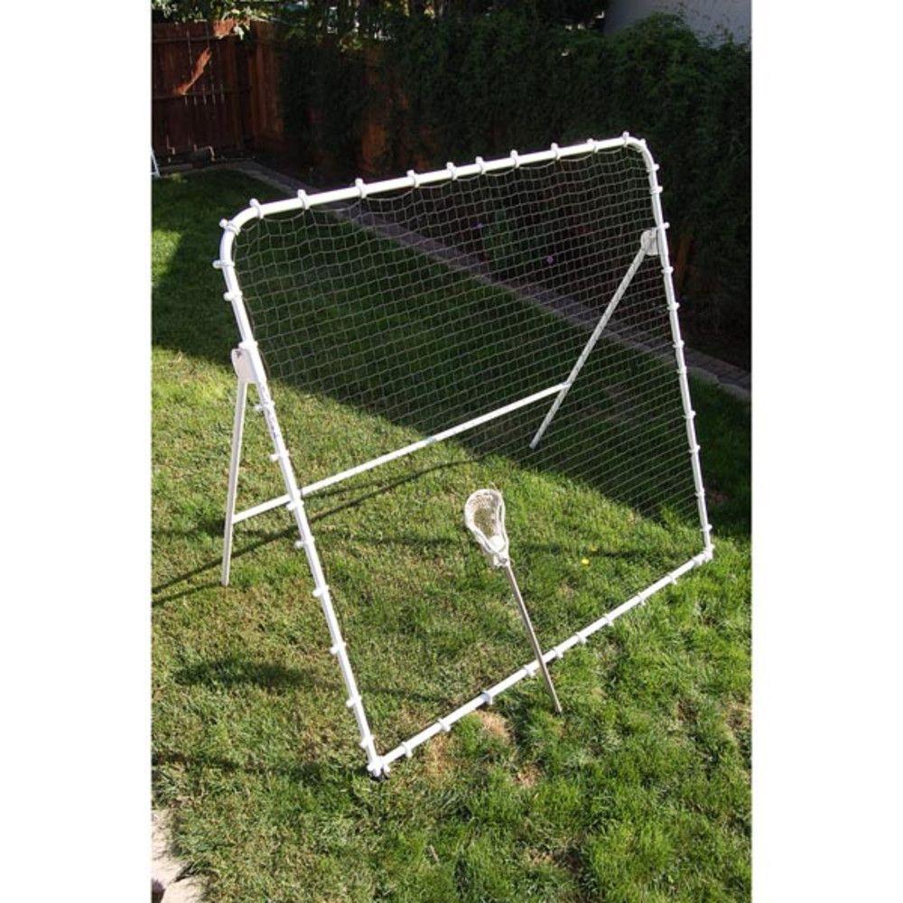 Backdoor Goals LAXBACK Lacrosse Rebounder Wall | Lacrosse ...