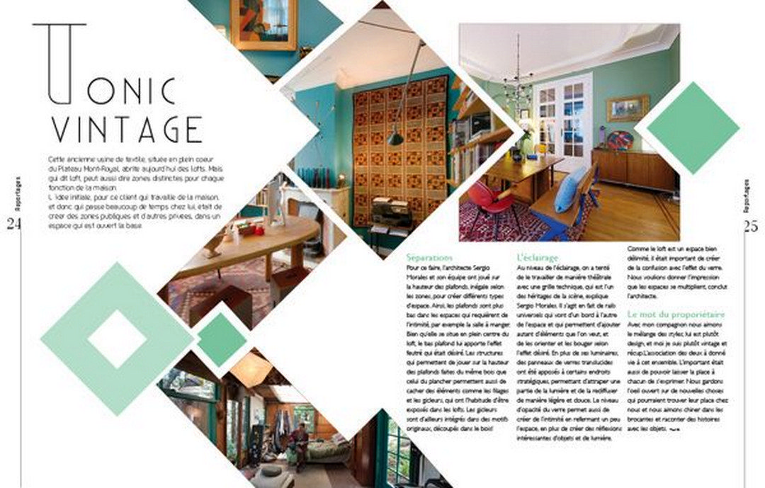 How to Get Started with Magazine Layout Design | Layout ...