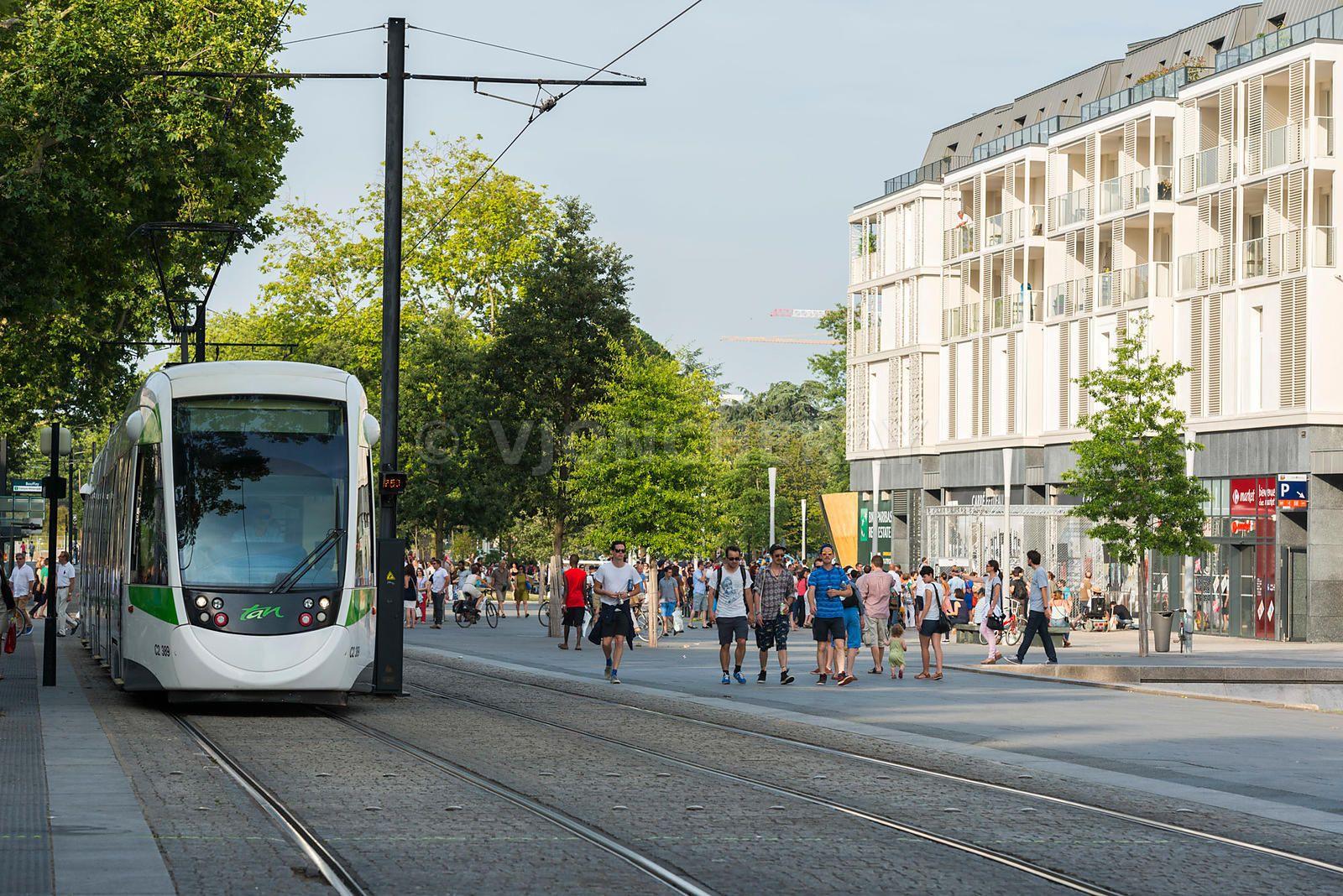 Nantes centre ville
