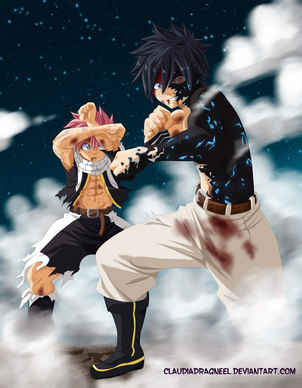 Read Manga Fairy Tail 422 Online In High Quality Fairy Tail Gray Natsu And Gray Fairy Tail Guild